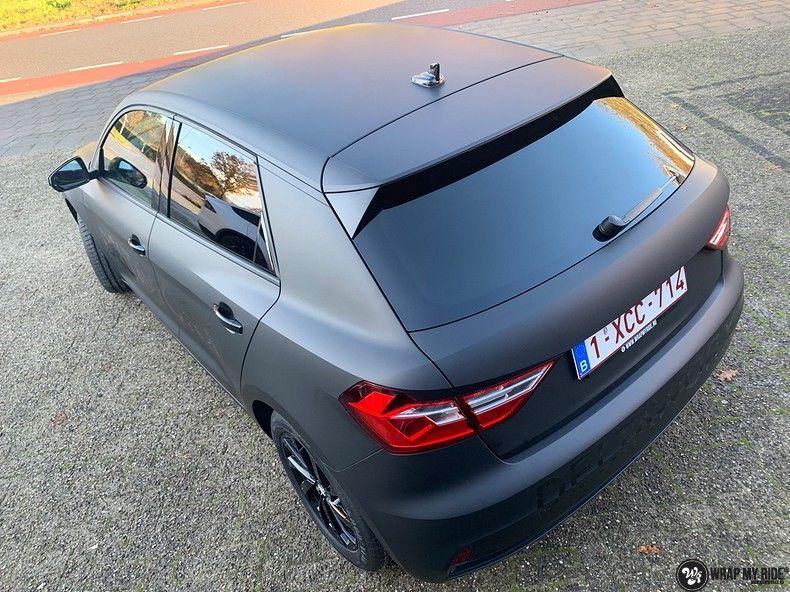 Audi A1 2019 Deltaworx, Carwrapping door Wrapmyride.nu Foto-nr:12957, ©2020