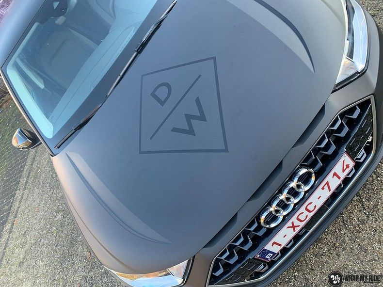 Audi A1 2019 Deltaworx, Carwrapping door Wrapmyride.nu Foto-nr:12960, ©2020