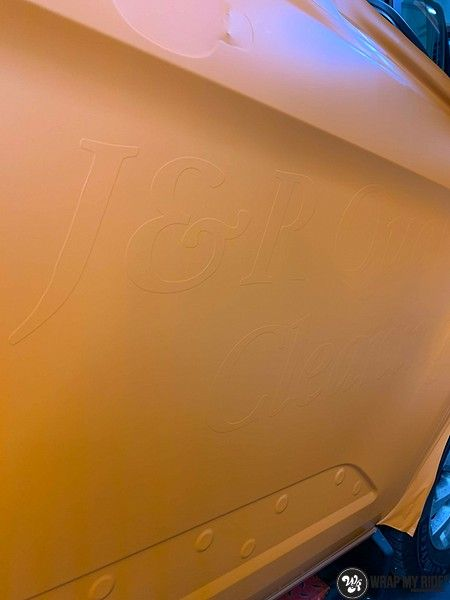 Ford Transit, Carwrapping door Wrapmyride.nu Foto-nr:13160, ©2021