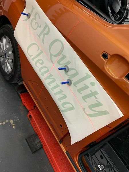 Ford Transit, Carwrapping door Wrapmyride.nu Foto-nr:13163, ©2021