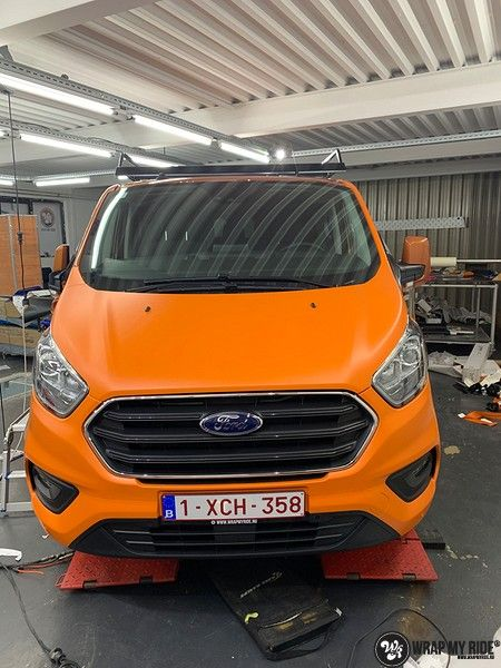 Ford Transit, Carwrapping door Wrapmyride.nu Foto-nr:13178, ©2021