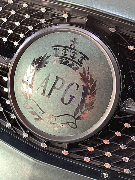 Mercedes C43 Matte Smaragd, Carwrapping door Wrapmyride.nu Foto-nr:13535, ©2020