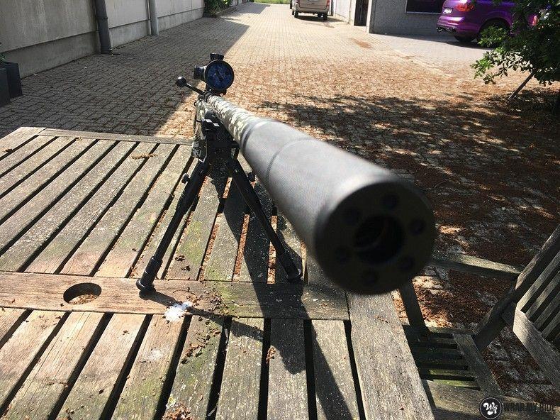 Airsoft Gun digital camo, Carwrapping door Wrapmyride.nu Foto-nr:11177, ©2019