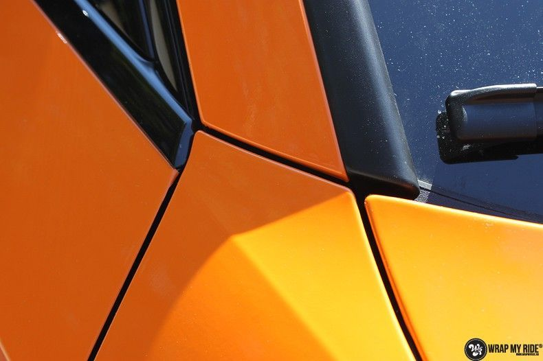 Audi A3 Gloss Burnt Orange, Carwrapping door Wrapmyride.nu Foto-nr:10869, ©2021