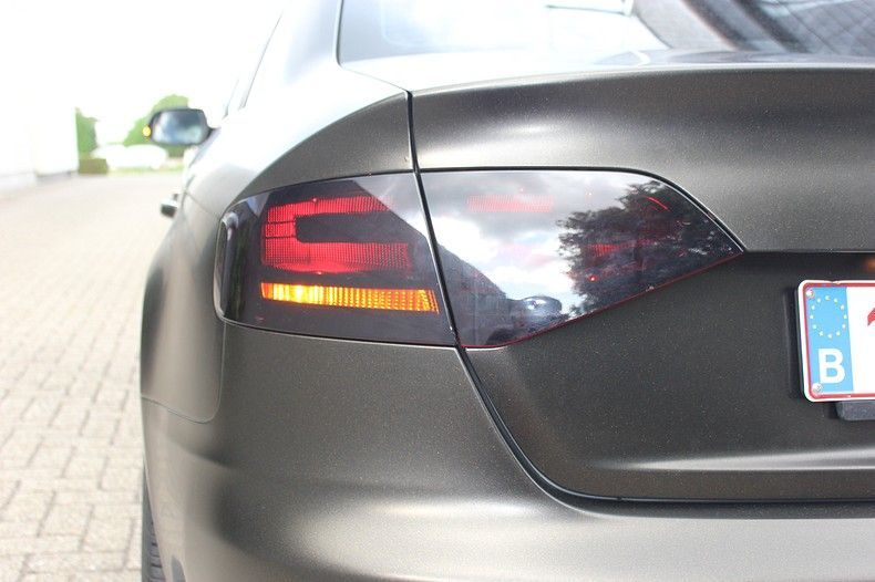 Audi A4 satin gold dust, Carwrapping door Wrapmyride.nu Foto-nr:11999, ©2020