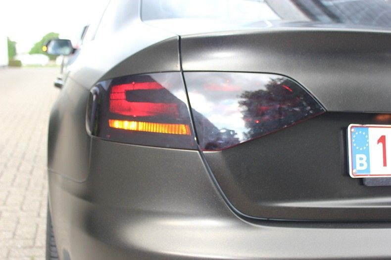 Audi A4 satin gold dust, Carwrapping door Wrapmyride.nu Foto-nr:12000, ©2019