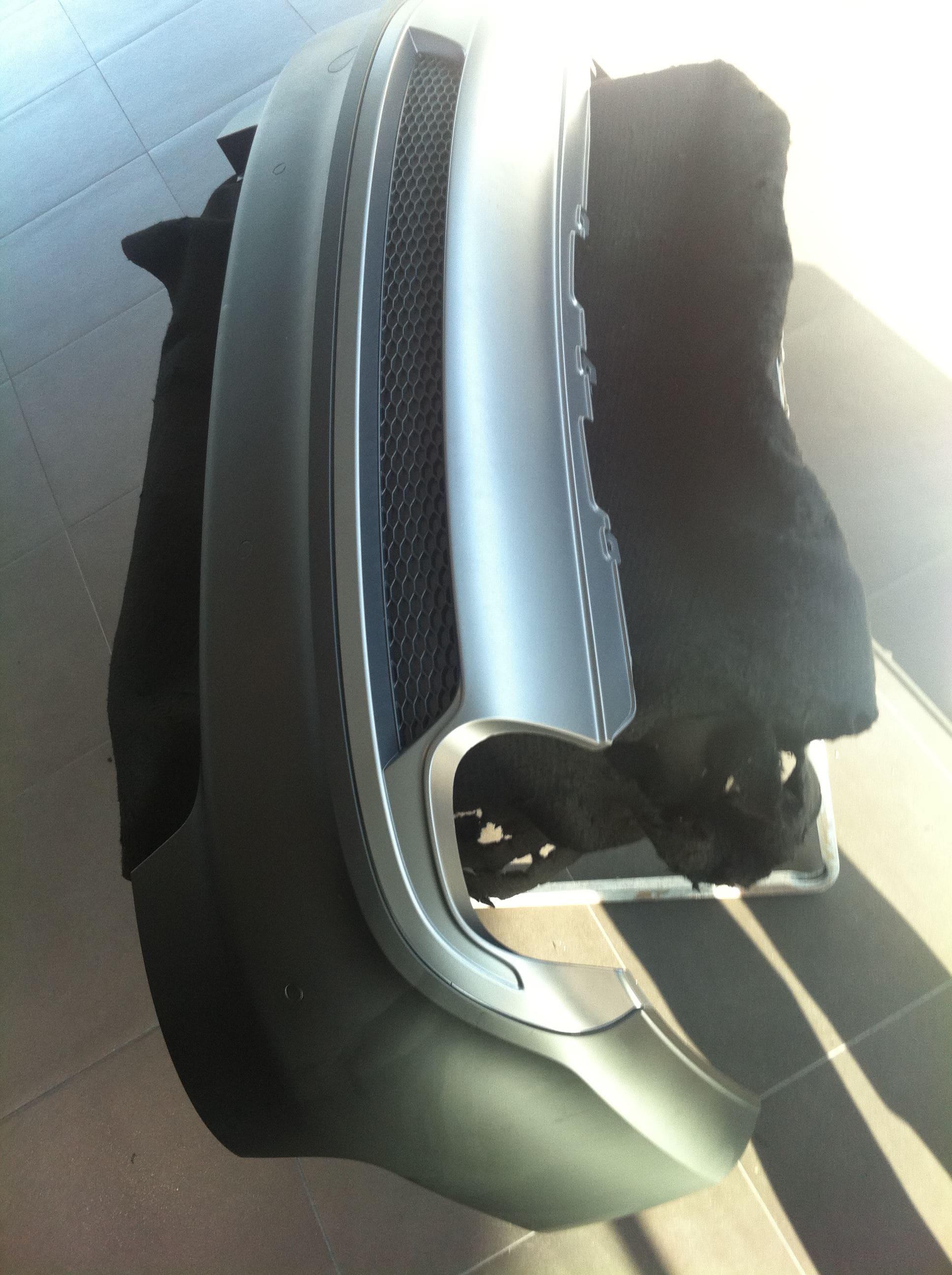 Audi A5 Coupe met Mat Zwarte Wrap, Carwrapping door Wrapmyride.nu Foto-nr:4580, ©2021