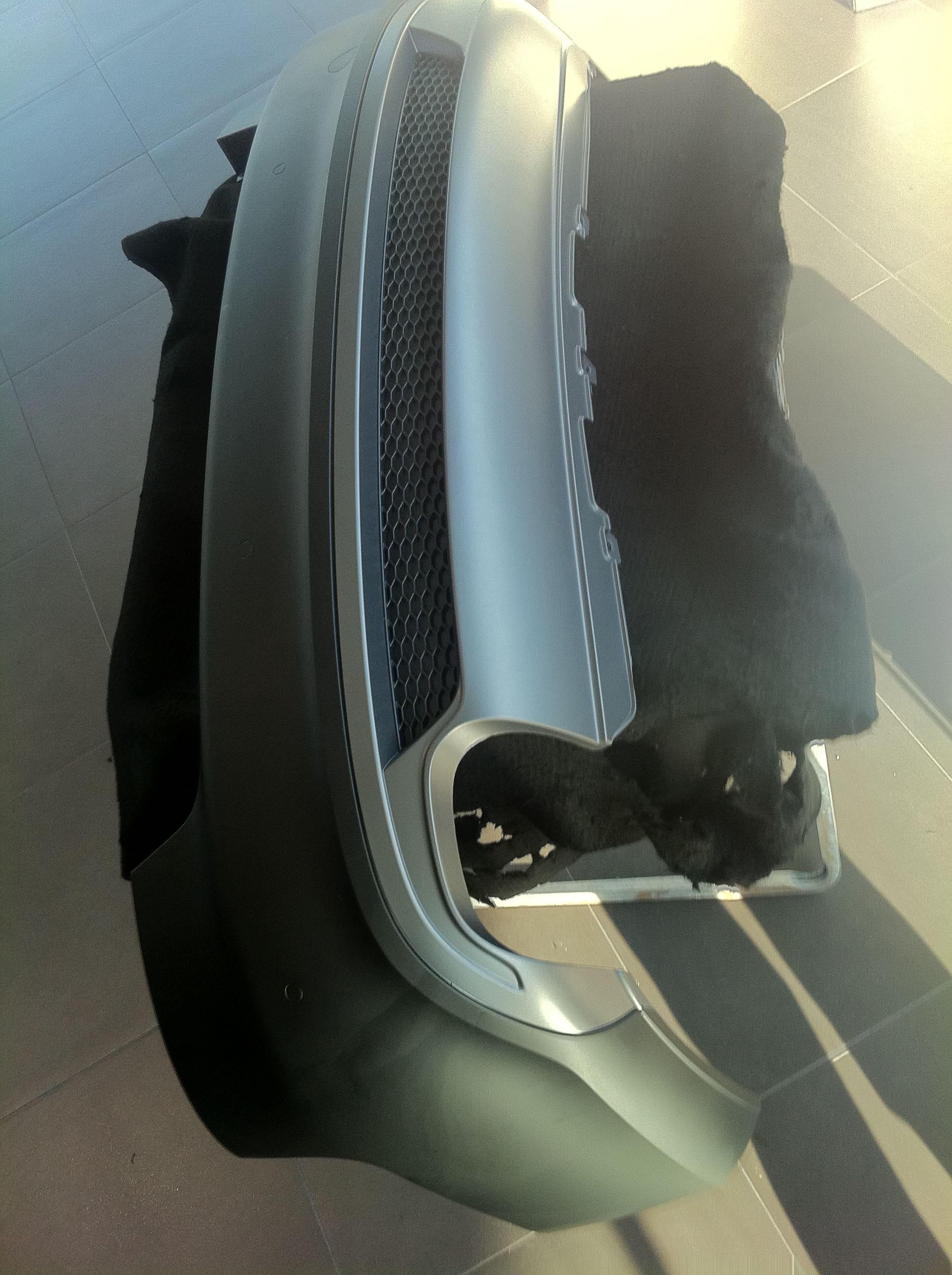 Audi A5 Coupe met Mat Zwarte Wrap, Carwrapping door Wrapmyride.nu Foto-nr:4581, ©2021
