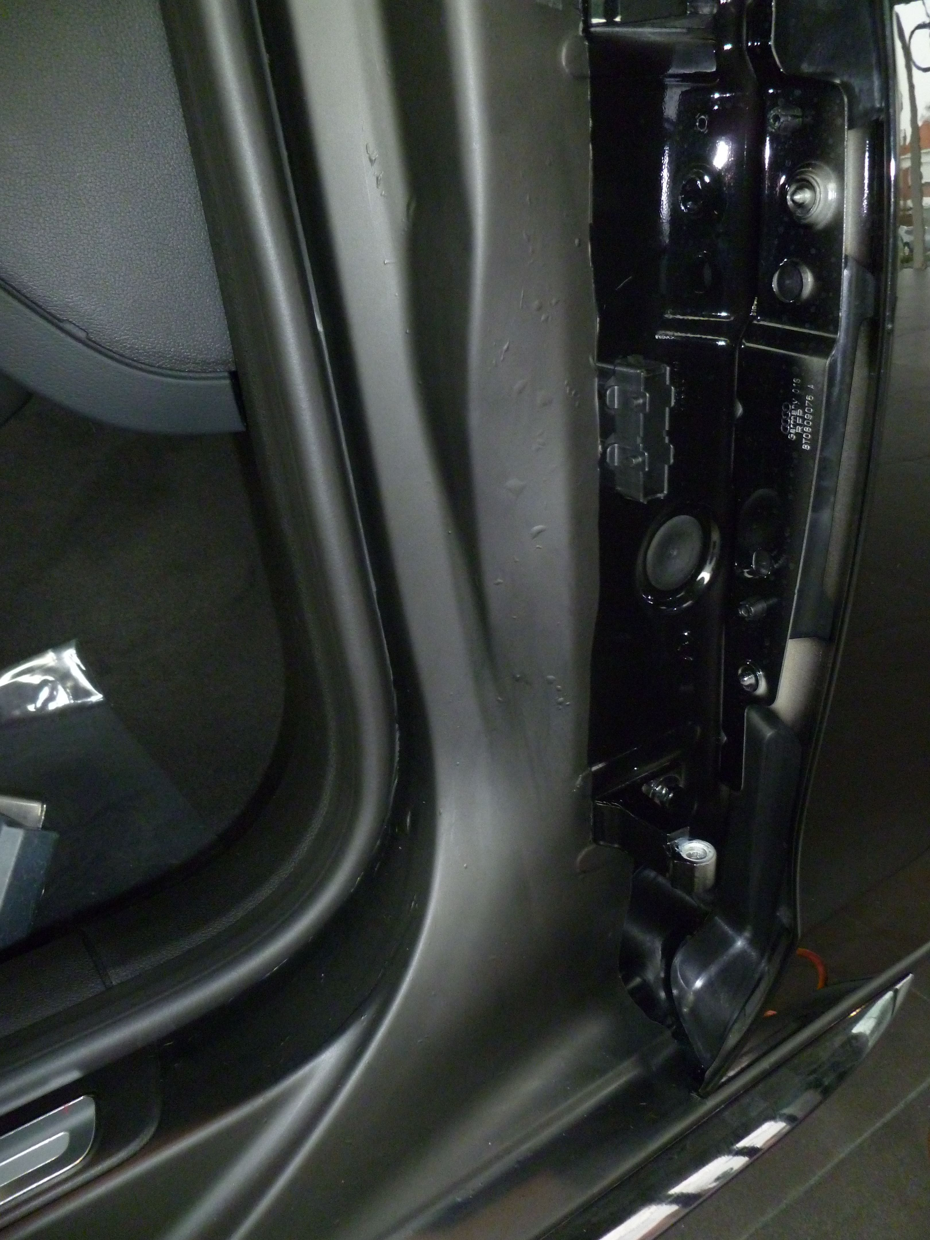 Audi A5 Coupe met Mat Zwarte Wrap, Carwrapping door Wrapmyride.nu Foto-nr:4622, ©2021