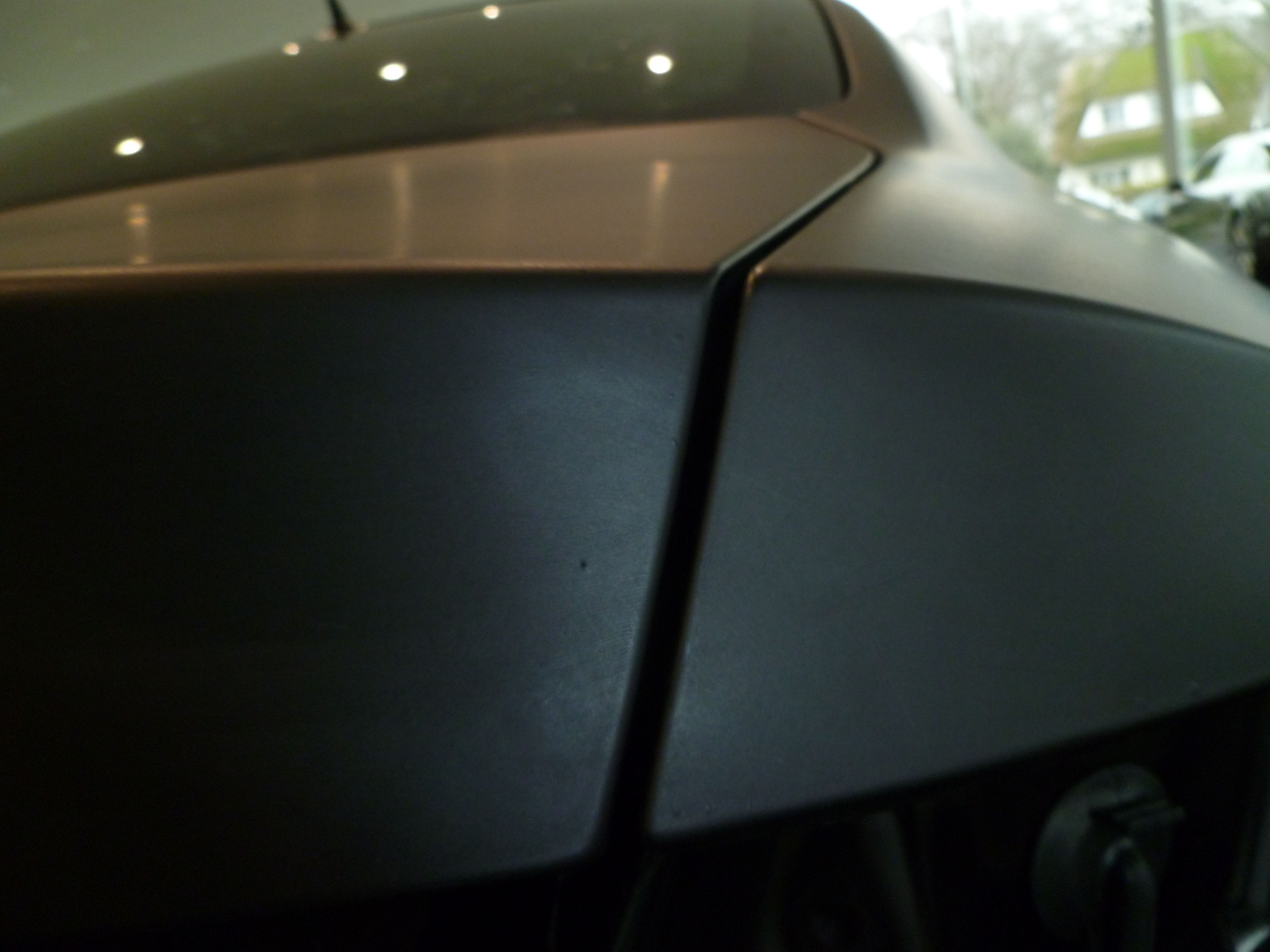 Audi A5 Coupe met Mat Zwarte Wrap, Carwrapping door Wrapmyride.nu Foto-nr:4627, ©2021