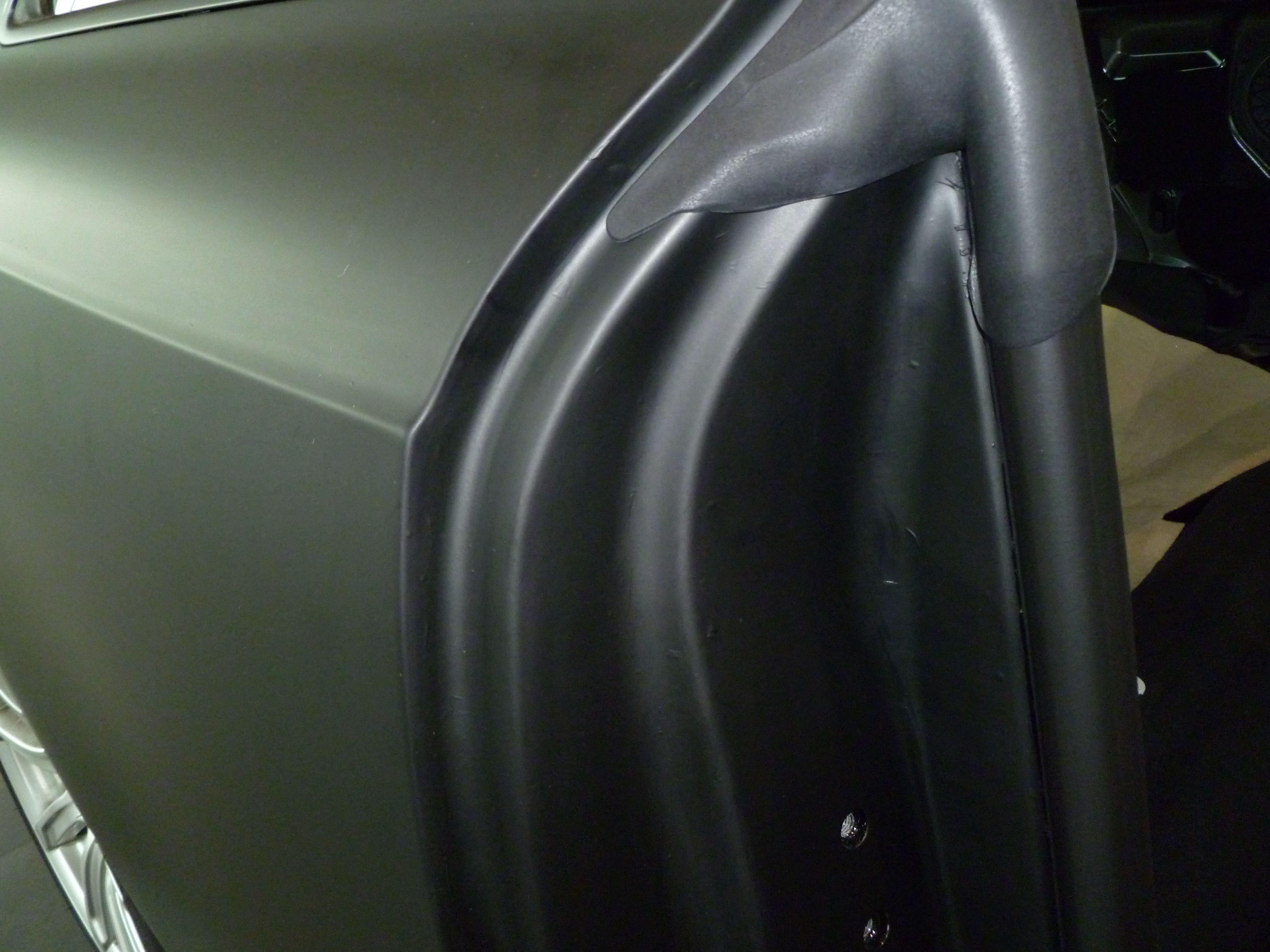 Audi A5 Coupe met Mat Zwarte Wrap, Carwrapping door Wrapmyride.nu Foto-nr:4630, ©2021