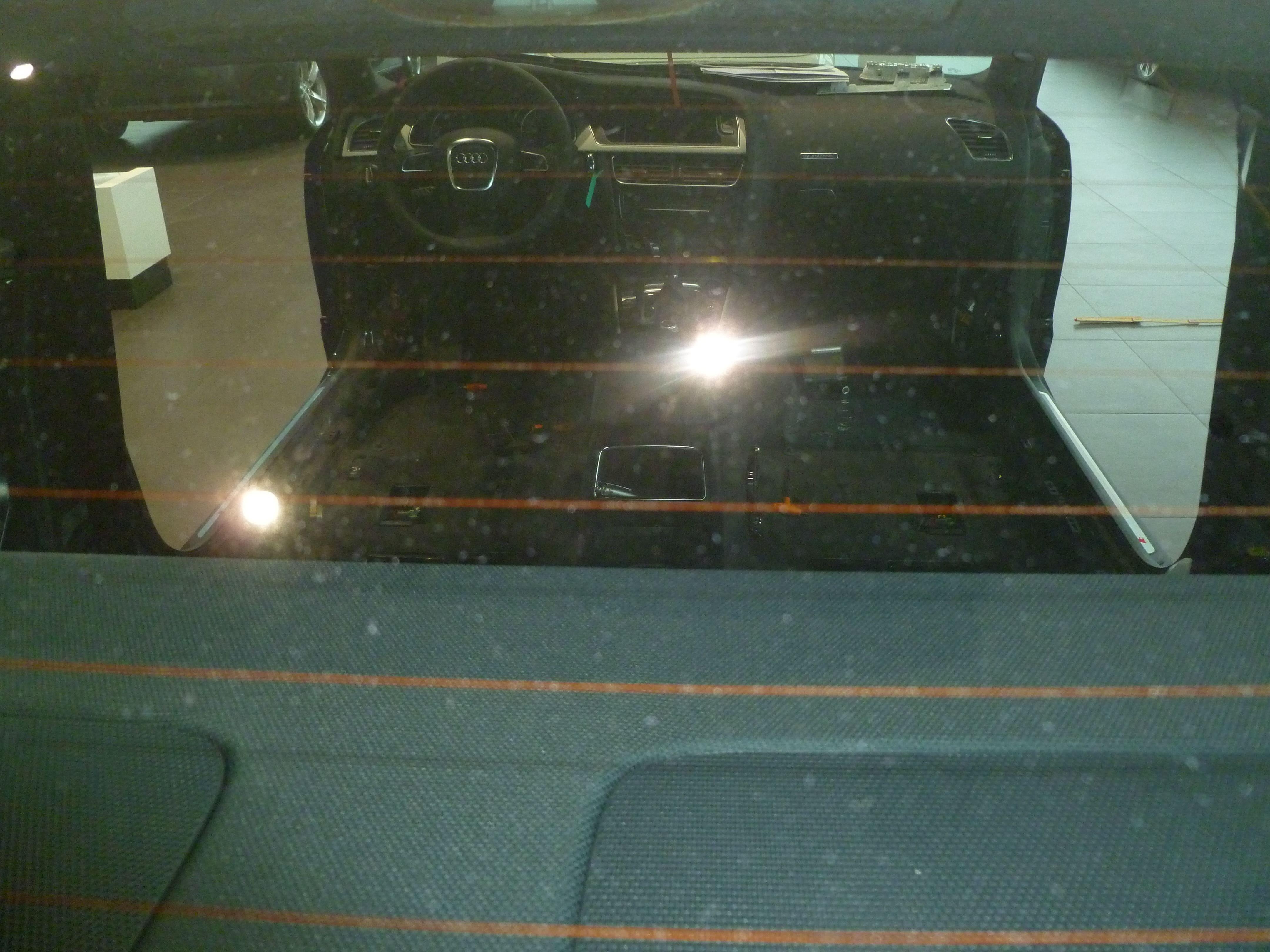 Audi A5 Coupe met Mat Zwarte Wrap, Carwrapping door Wrapmyride.nu Foto-nr:4632, ©2021