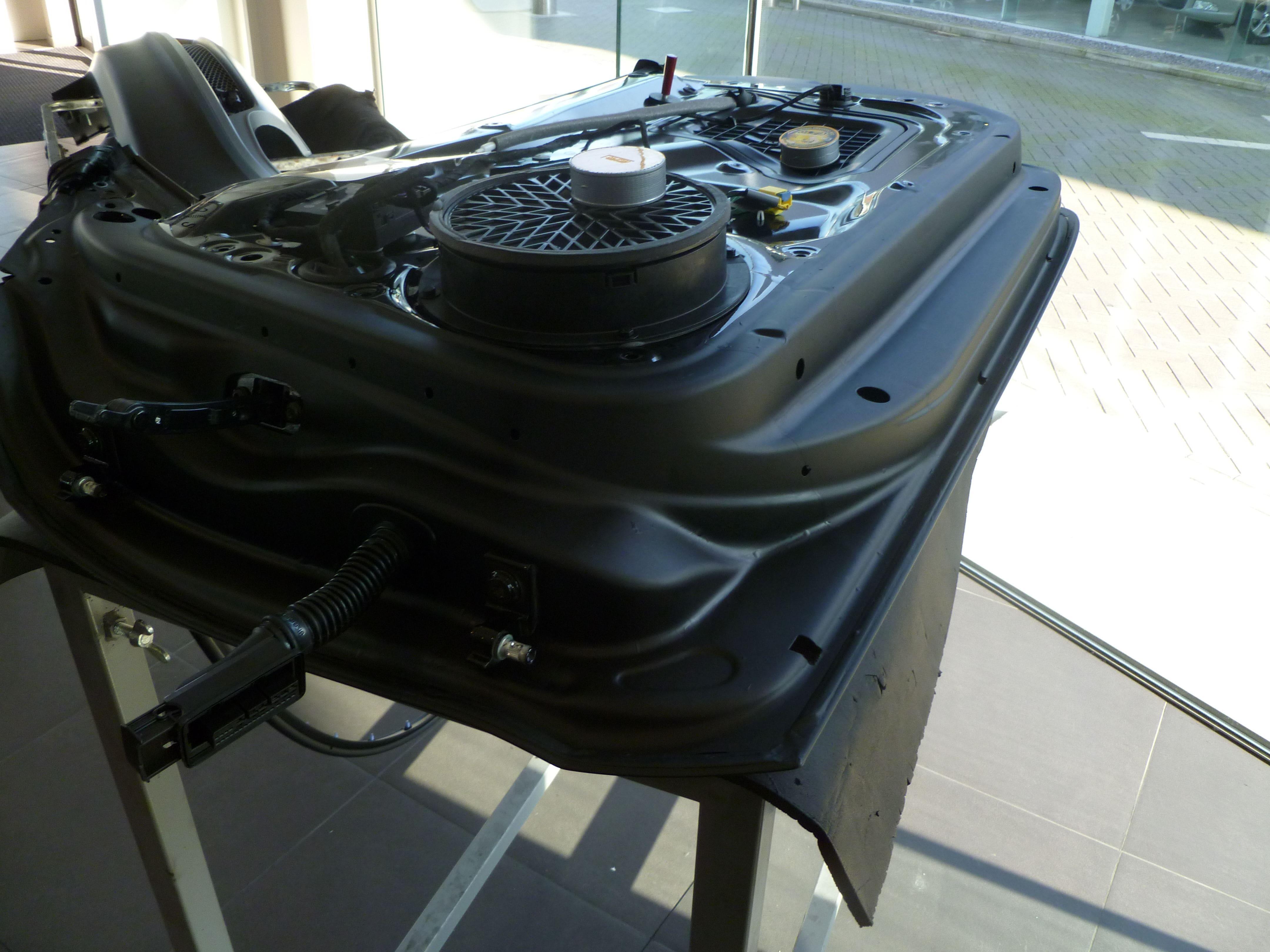 Audi A5 Coupe met Mat Zwarte Wrap, Carwrapping door Wrapmyride.nu Foto-nr:4636, ©2021