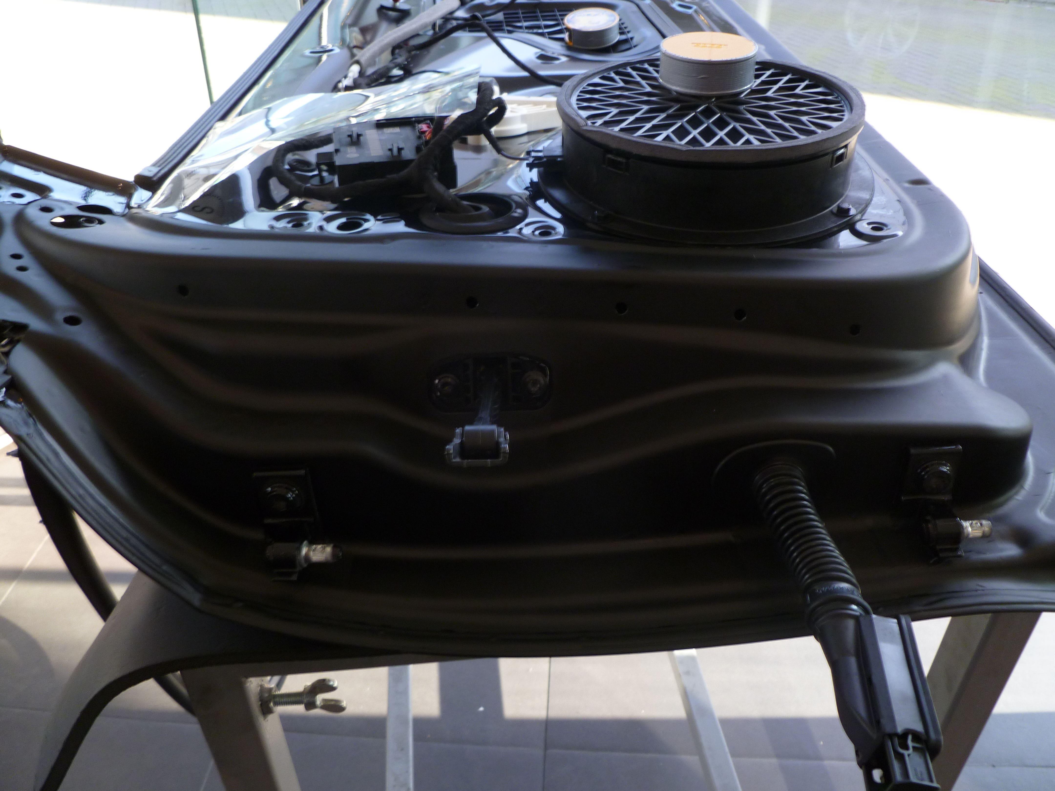 Audi A5 Coupe met Mat Zwarte Wrap, Carwrapping door Wrapmyride.nu Foto-nr:4637, ©2021