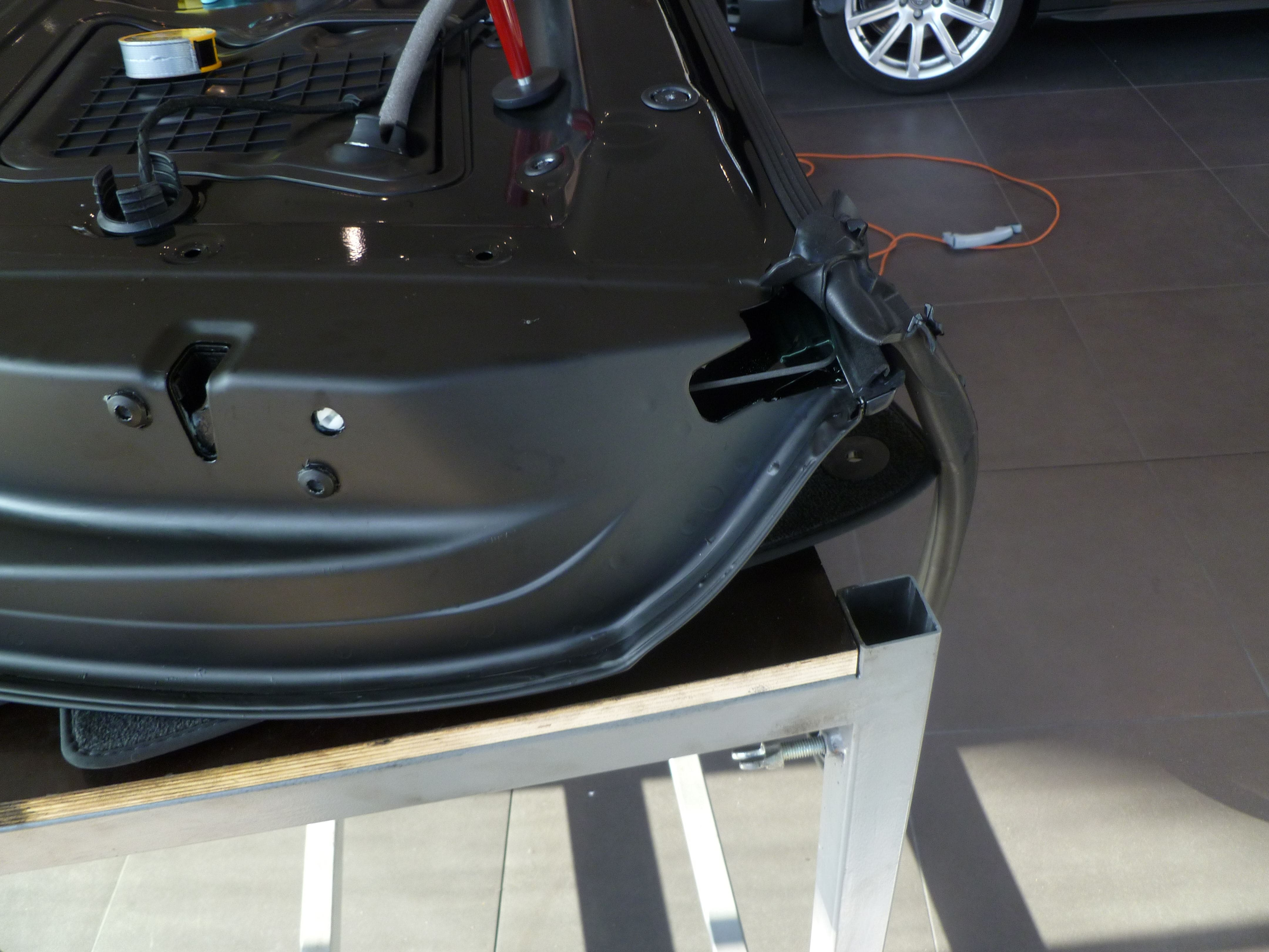 Audi A5 Coupe met Mat Zwarte Wrap, Carwrapping door Wrapmyride.nu Foto-nr:4640, ©2021