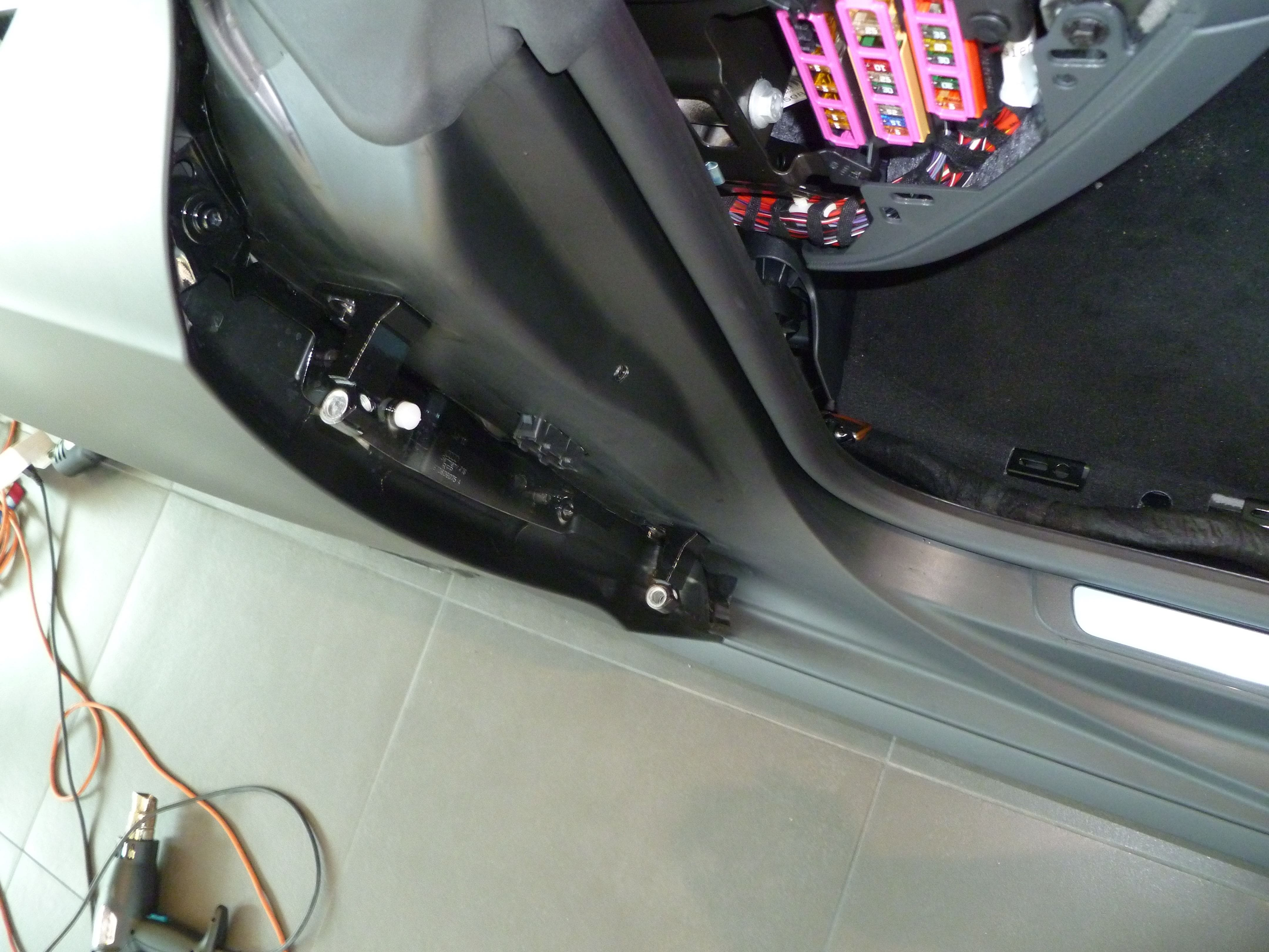 Audi A5 Coupe met Mat Zwarte Wrap, Carwrapping door Wrapmyride.nu Foto-nr:4643, ©2021