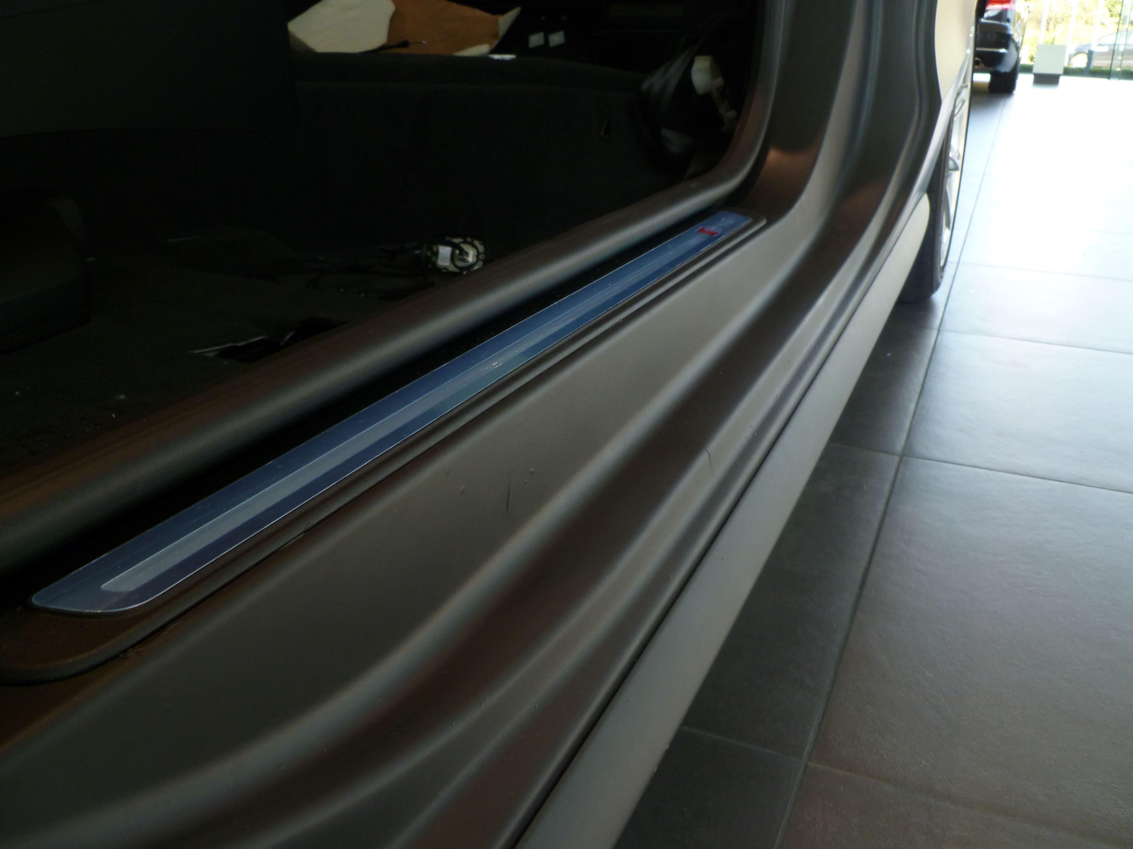 Audi A5 Coupe met Mat Zwarte Wrap, Carwrapping door Wrapmyride.nu Foto-nr:4644, ©2021