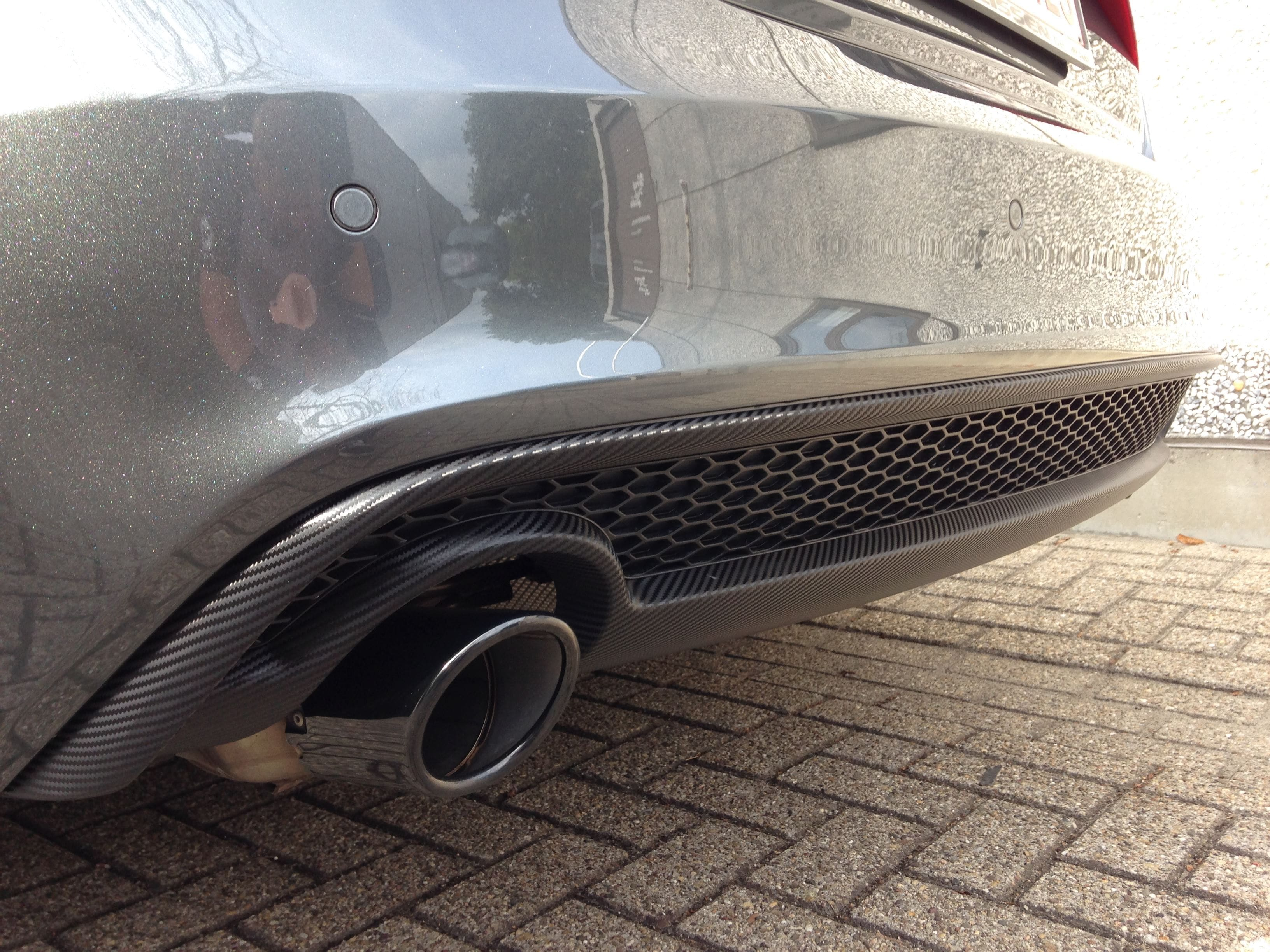 Audi A5 met Carbon Wrappings, Carwrapping door Wrapmyride.nu Foto-nr:4531, ©2021