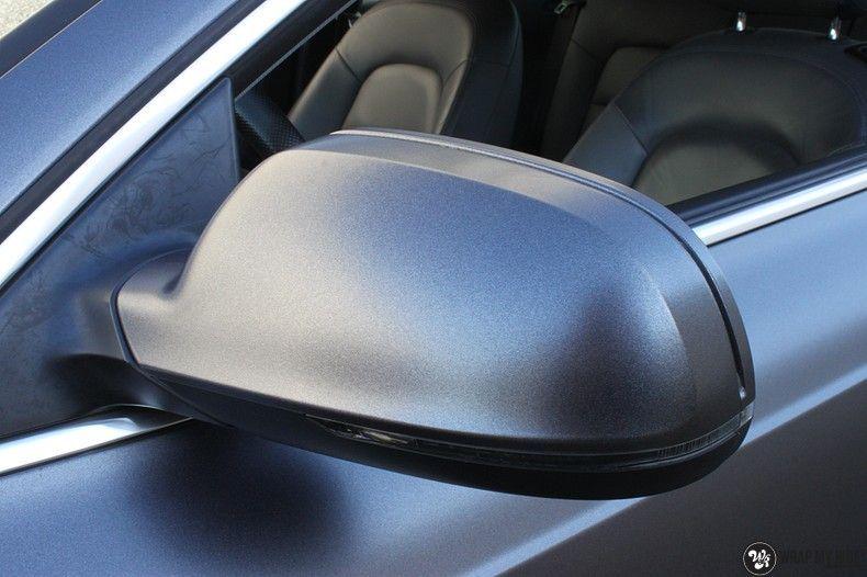 Audi A5 Satin Dark Grey, Carwrapping door Wrapmyride.nu Foto-nr:10783, ©2020