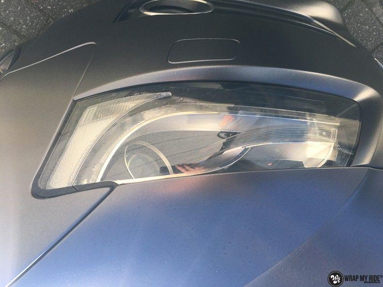 Audi A5 Satin Dark Grey, Carwrapping door Wrapmyride.nu Foto-nr:10793, ©2020