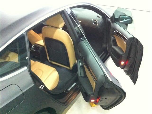 Audi A5 Sportback met Mat Grijze Wrap, Carwrapping door Wrapmyride.nu Foto-nr:4806, ©2021