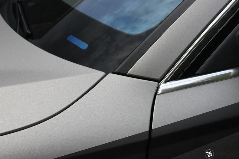 Audi A6 Jon Olson Camo wrap, Carwrapping door Wrapmyride.nu Foto-nr:11771, ©2019