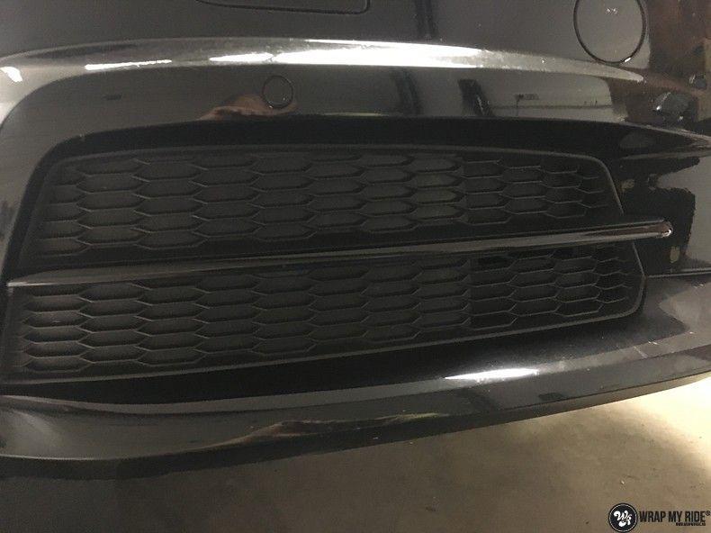 Audi A6 ontchromen, Carwrapping door Wrapmyride.nu Foto-nr:11341, ©2020