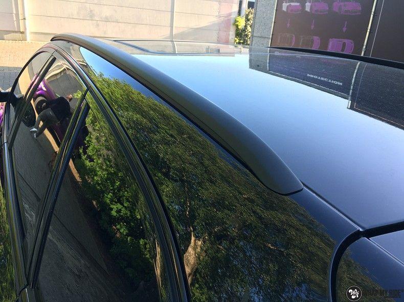 Audi A6 ontchromen, Carwrapping door Wrapmyride.nu Foto-nr:11326, ©2020