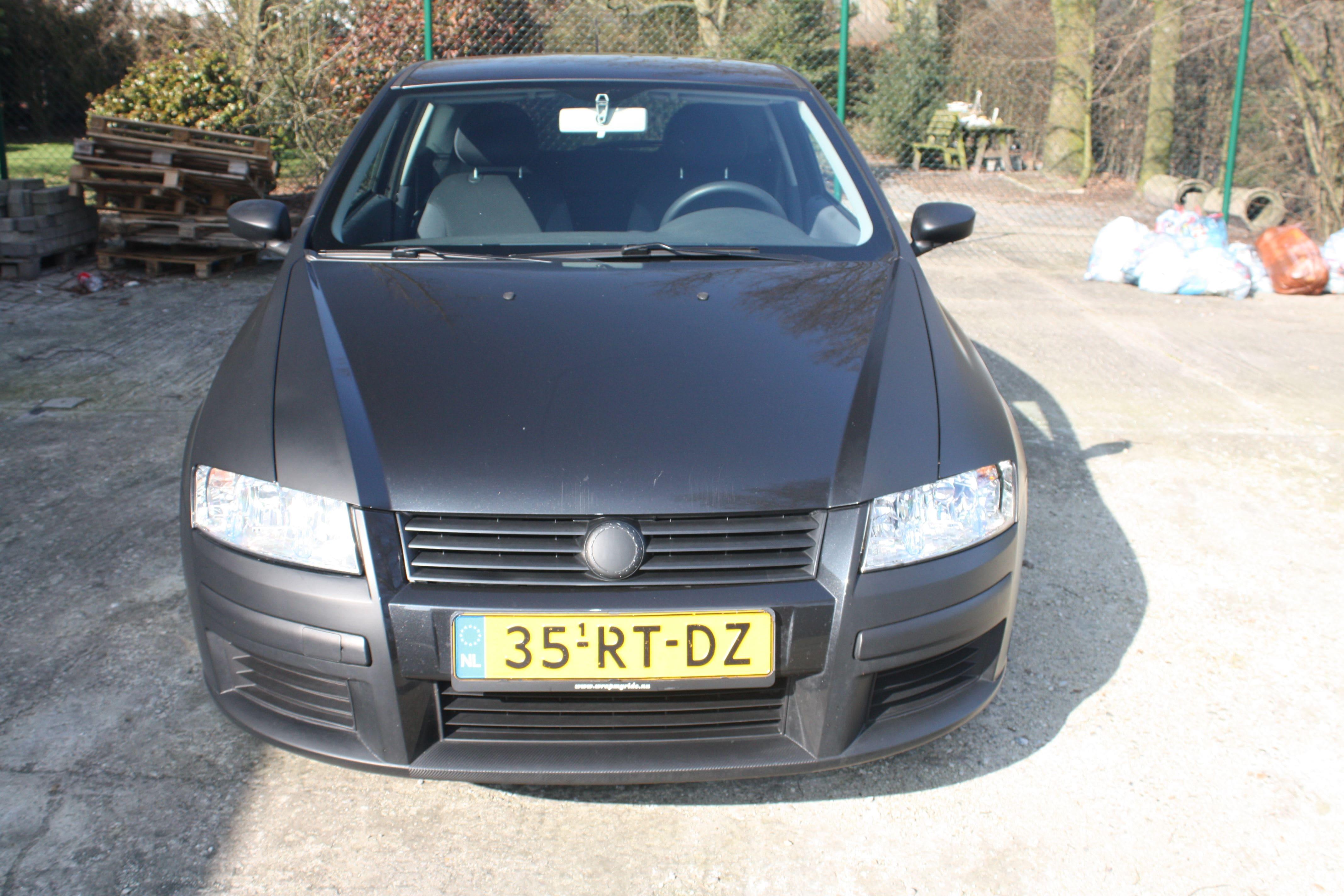 Audi A6 van Wit naar Mat Zwart, Carwrapping door Wrapmyride.nu Foto-nr:4847, ©2021