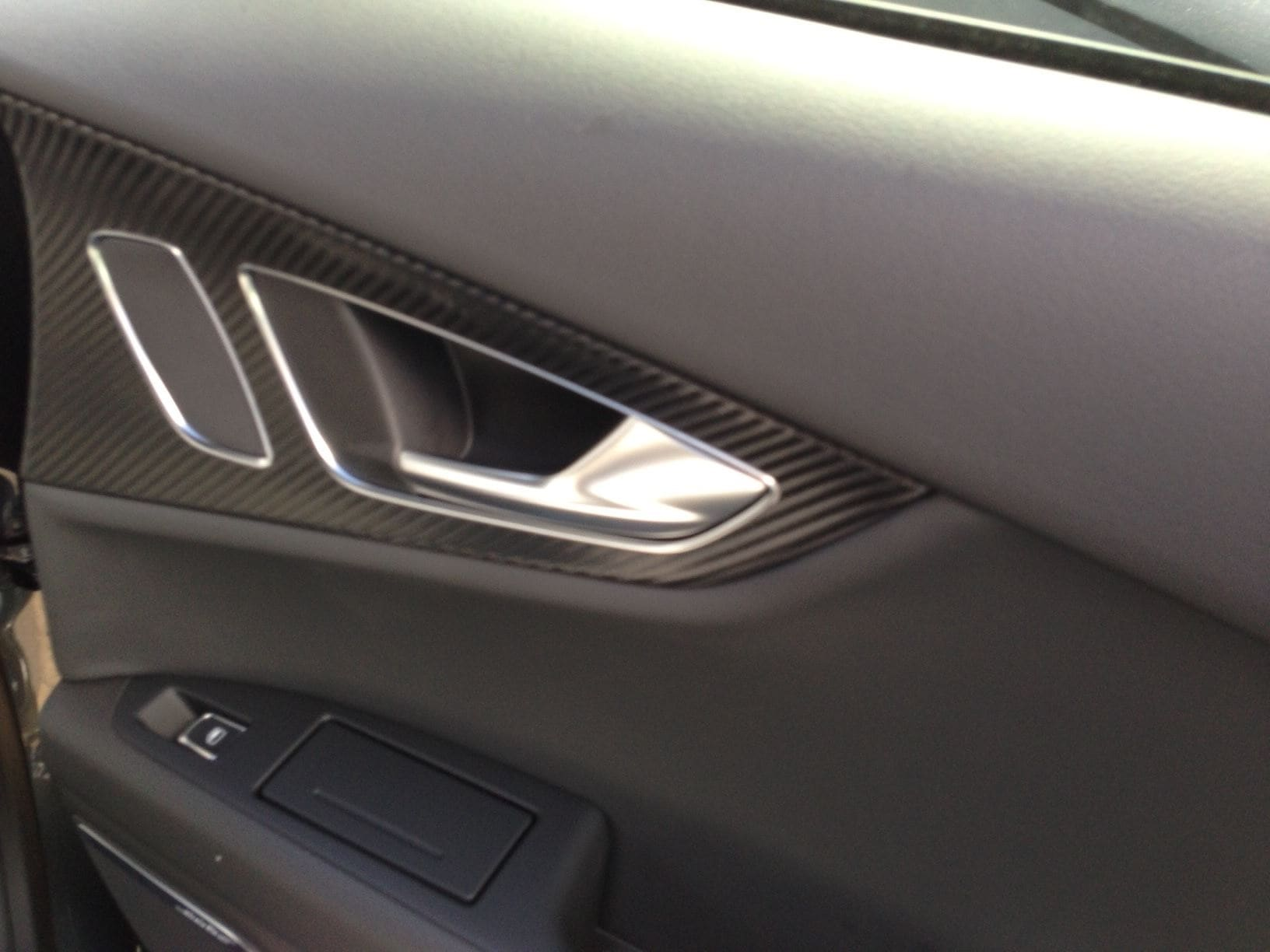 Audi A7 met Carbon Onderdelen, Carwrapping door Wrapmyride.nu Foto-nr:4899, ©2021