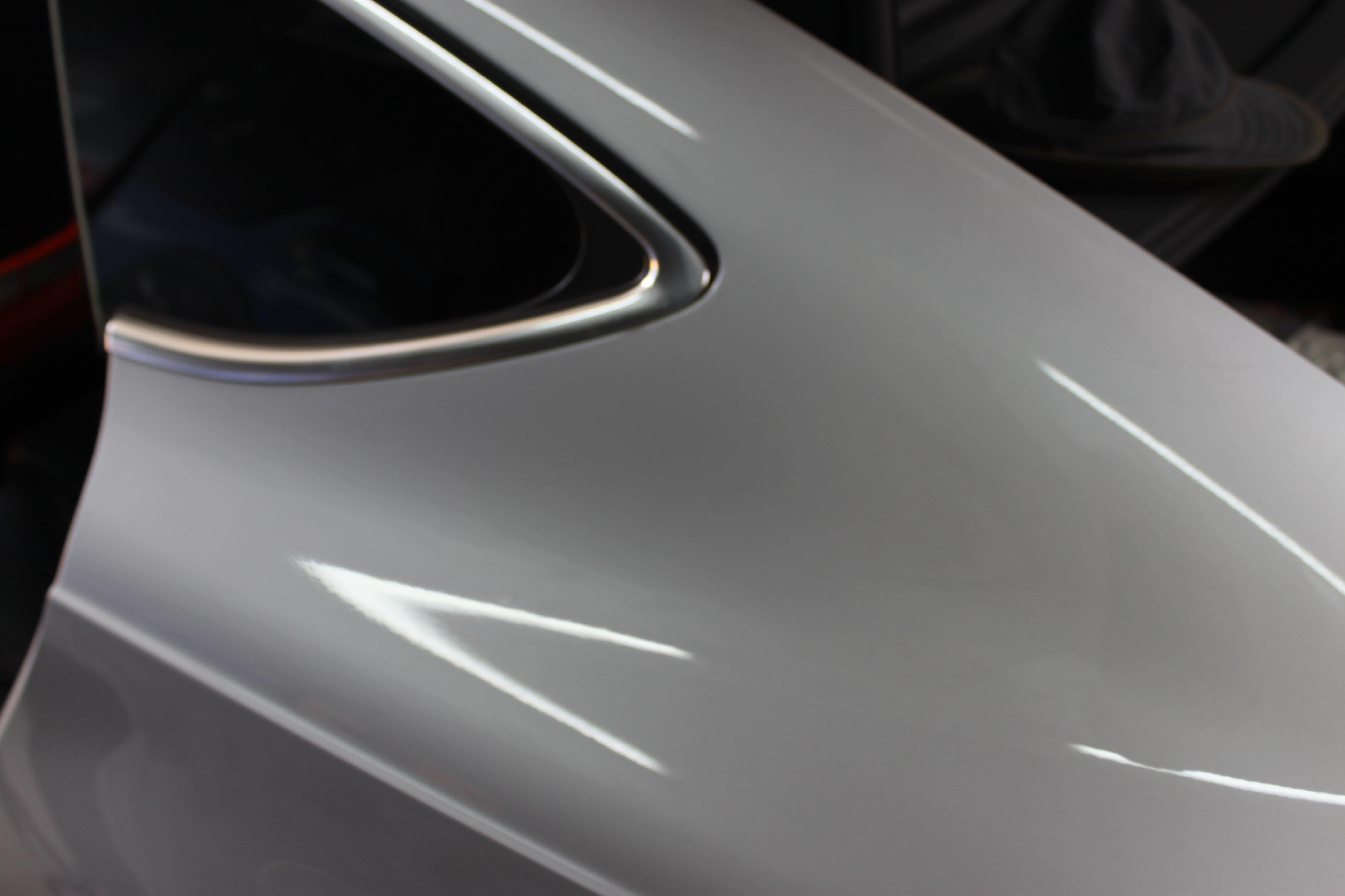 Audi A7 met Two Tone Wrap in Blauw en Wit, Carwrapping door Wrapmyride.nu Foto-nr:4873, ©2021