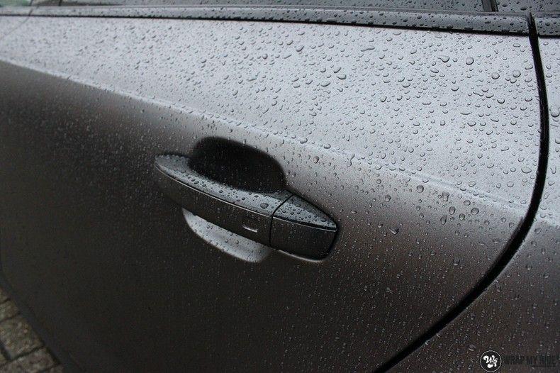 Audi A7 S-line Satin Dark Grey, Carwrapping door Wrapmyride.nu Foto-nr:10566, ©2018