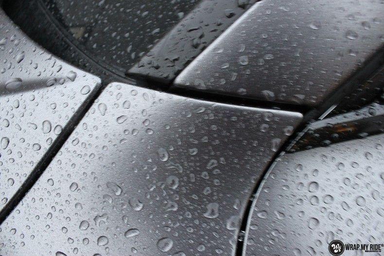 Audi A7 S-line Satin Dark Grey, Carwrapping door Wrapmyride.nu Foto-nr:10564, ©2018
