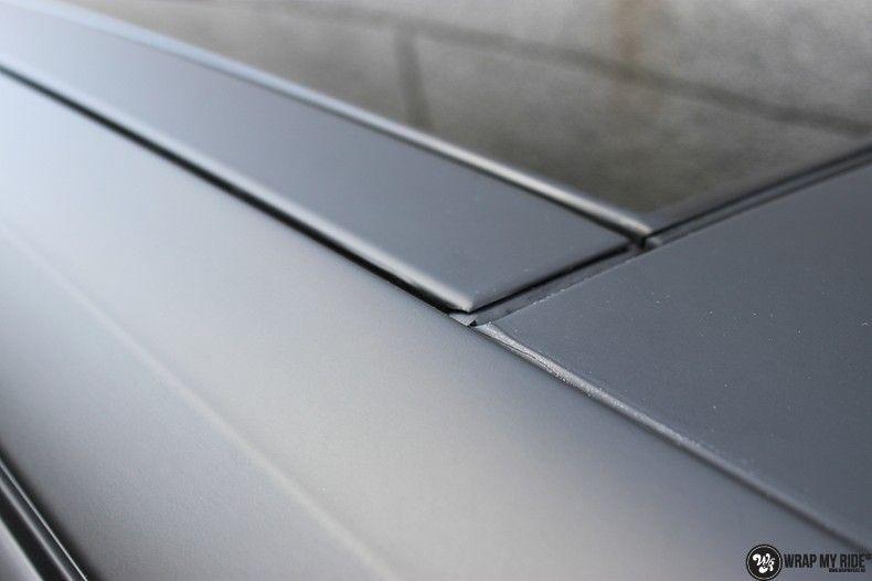 Audi Q2 Matte black, Carwrapping door Wrapmyride.nu Foto-nr:10595, ©2021