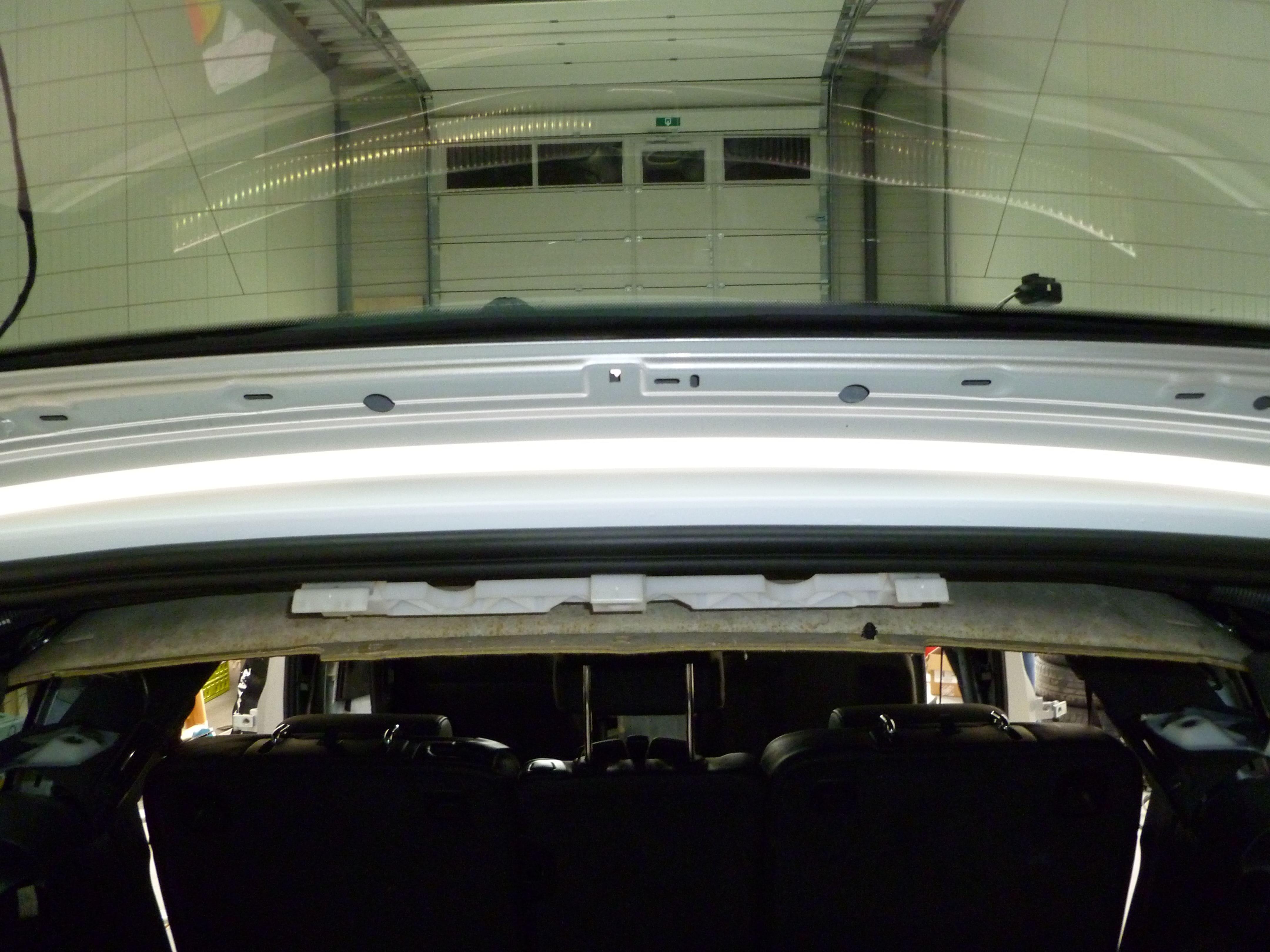 Audi Q7 met Mat Witte Wrap, Carwrapping door Wrapmyride.nu Foto-nr:4977, ©2021