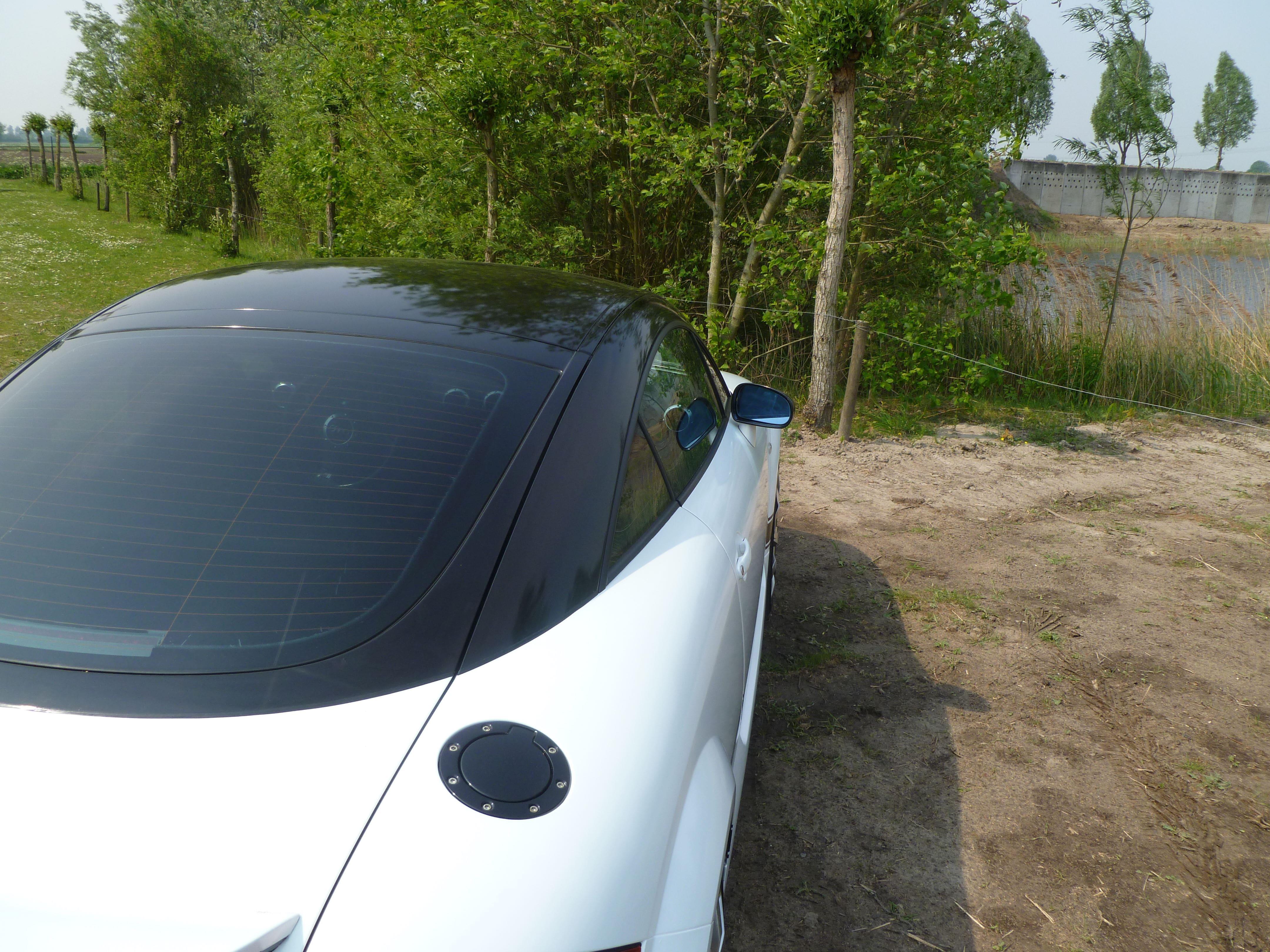 Audi TT met Witte Wrap, Carwrapping door Wrapmyride.nu Foto-nr:5105, ©2021