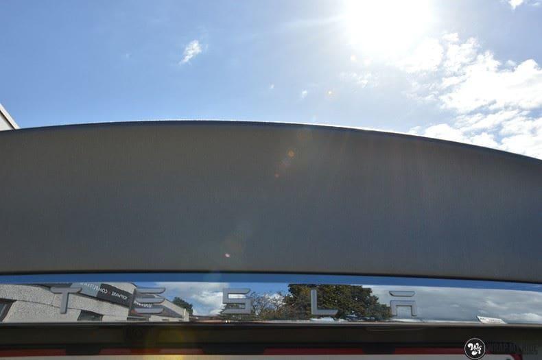 Tesla model S, Carwrapping door Wrapmyride.nu Foto-nr:8950, ©2021