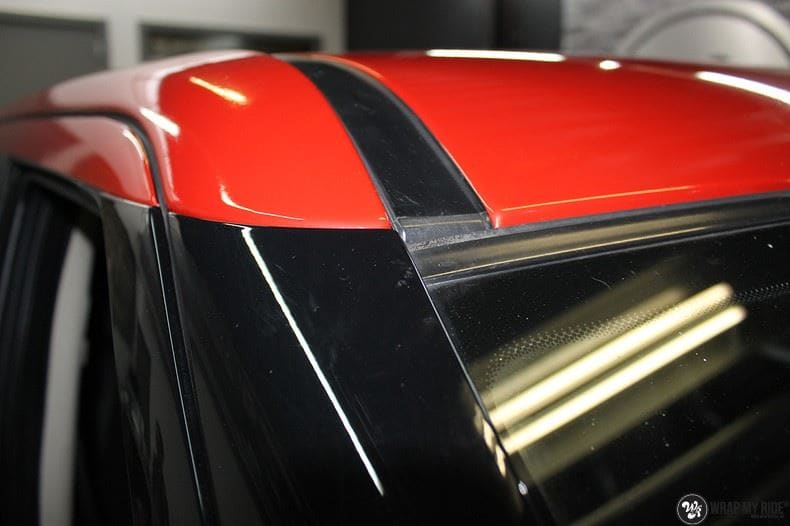 Range Rover Sport Dragon Fire Red, Carwrapping door Wrapmyride.nu Foto-nr:9844, ©2021