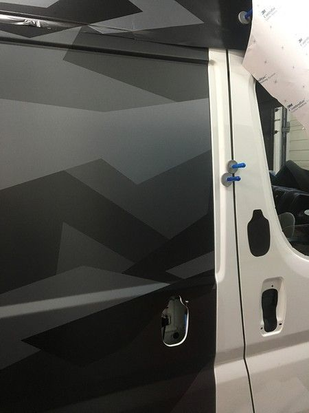 B2S CAMO wrap for the toughest, Carwrapping door Wrapmyride.nu Foto-nr:12424, ©2019