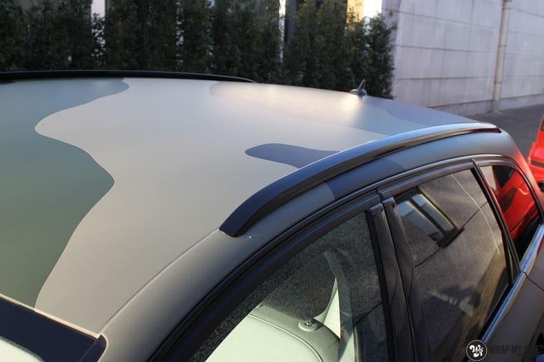 Audi A6 Camo style, Carwrapping door Wrapmyride.nu Foto-nr:9685, ©2020