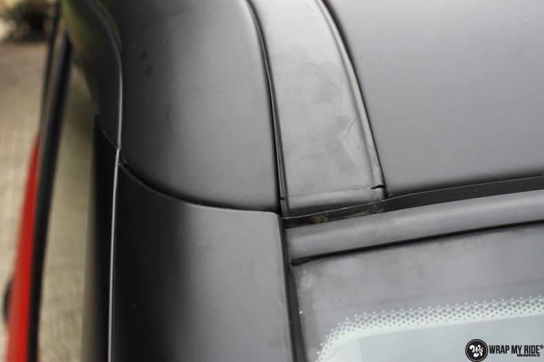 Range Rover Sport in Smoldering Satin Red, Carwrapping door Wrapmyride.nu Foto-nr:10296, ©2020