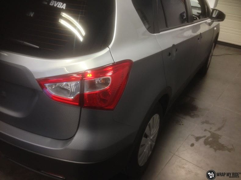 Suzuki S-cross, Carwrapping door Wrapmyride.nu Foto-nr:8282, ©2020
