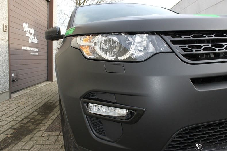 RangeRover Discovery Sport Osaka, Carwrapping door Wrapmyride.nu Foto-nr:8710, ©2020