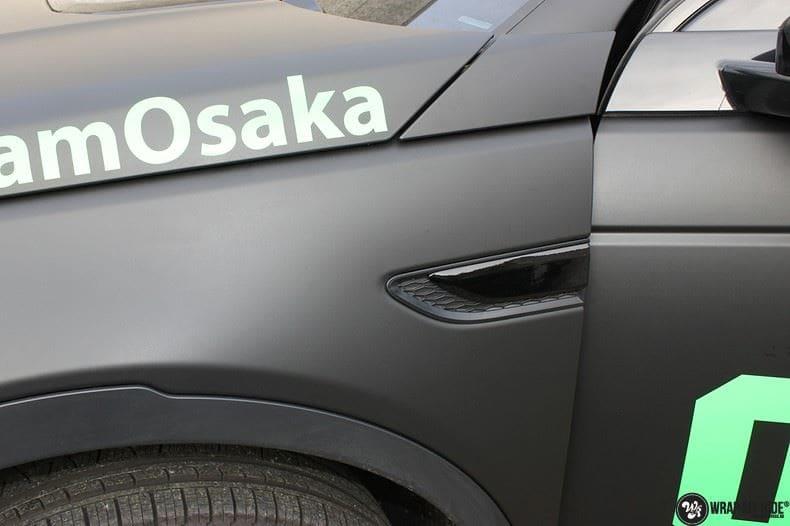 RangeRover Discovery Sport Osaka, Carwrapping door Wrapmyride.nu Foto-nr:8700, ©2018