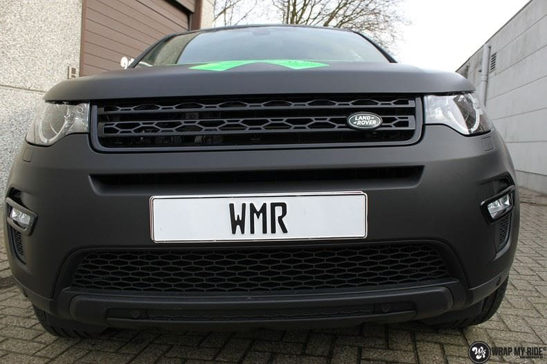 RangeRover Discovery Sport Osaka, Carwrapping door Wrapmyride.nu Foto-nr:8694, ©2020