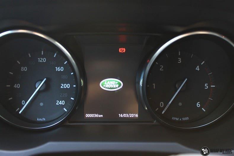 Range Rover Evoque 2016 mat  zwart Deltaworx, Carwrapping door Wrapmyride.nu Foto-nr:8765, ©2020