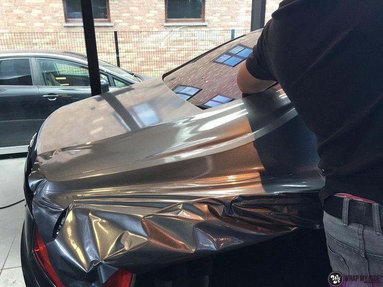 Bentley Flyingspur 2-tone, Carwrapping door Wrapmyride.nu Foto-nr:12451, ©2020