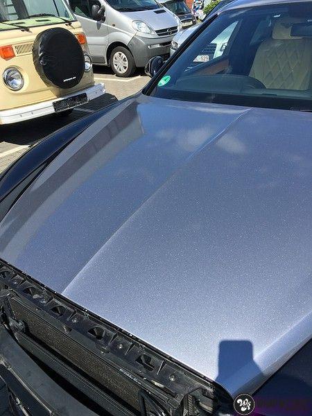 Bentley Flyingspur 2-tone, Carwrapping door Wrapmyride.nu Foto-nr:12450, ©2020