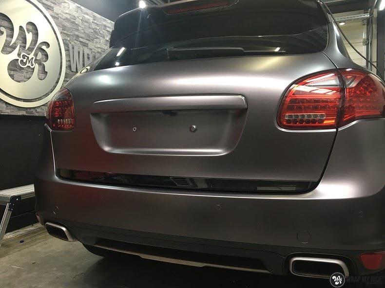 Porsche Cayenne, Carwrapping door Wrapmyride.nu Foto-nr:9617, ©2021