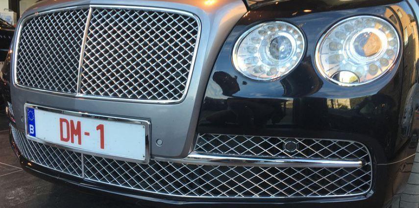 Bentley Flyingspur 2-tone